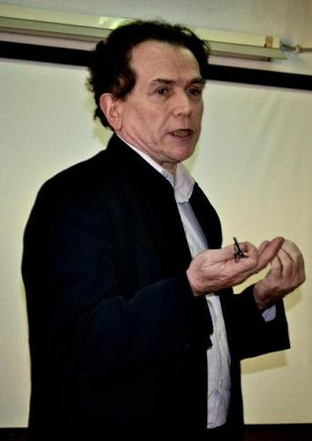 Gerard Pape, researcher