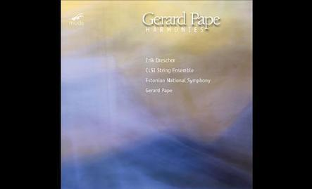 Gerard Pape. Harmonies of Time and Timbre
